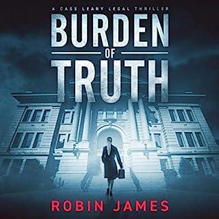 Burden of Truth audiobook cover art