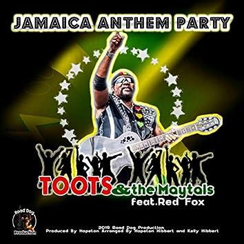 Jamaica Anthem Party