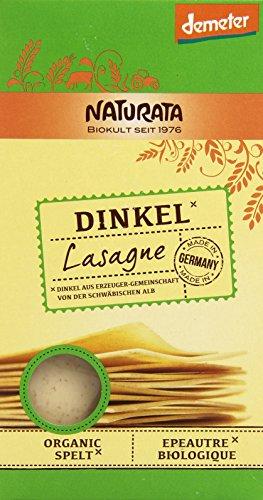 Naturata Lasagne Épeautre Bio 250 g