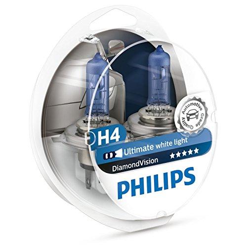 Philips DiamondVision 12342DVS2 lampadina per auto H4 55 W