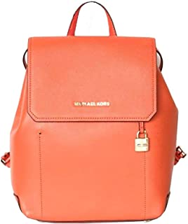Hayes Medium Leather Backpack Purse Bag