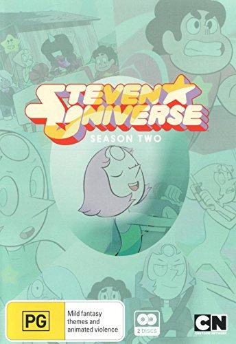 Steven Universe Season 2 (2DVD) (PAL) (REGION 4) (NON UK FORMAT)