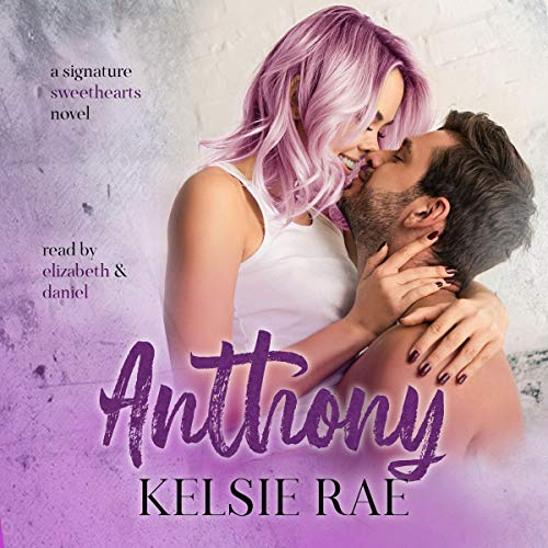 Anthony audiobook cover art