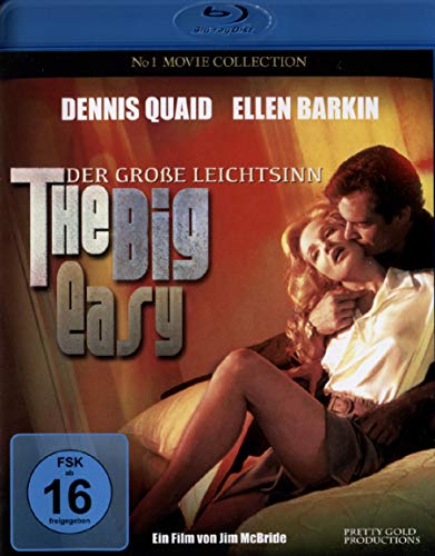 The Big Easy (Der Grosse Leichtsinn) [Blu-ray]
