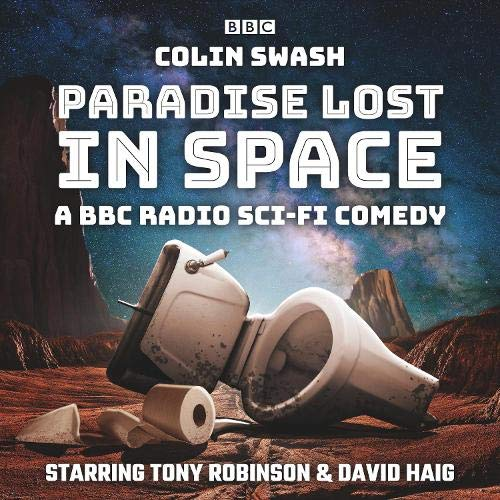 Paradise Lost in Space cover art