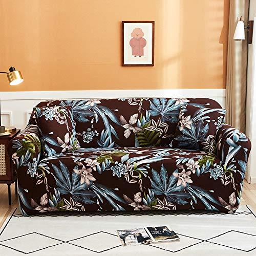 PPMP Funda de sofá elástica para Sala de Estar Funda de sofá elástica Funda de sofá elástica Funda de sillón de Esquina en Forma de L A3 2 plazas