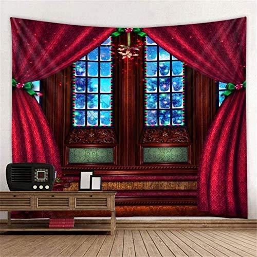 yyyDL tapijt Kerstmis Decoratieve Slaapkamer Woonkamer muur opknoping Home Decor