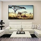 tzxdbh , peintures sur Toile de Haute qualité, peintures murales, Chiens...