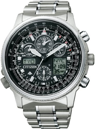 CITIZEN ProMaster Eco-Drive radio chronograph...