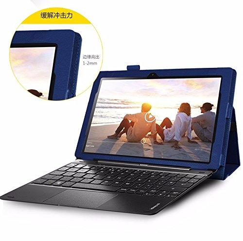 Funda de piel sintética para tablet Lenovo Ideapad Miix 310 de 10,1' (ultrafina, función atril)