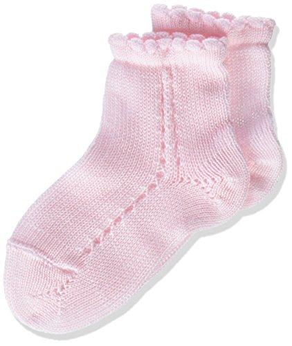 Condor 2569/4, Calcetines para Bebés, Rosa (Rosa 500), 3-6 meses (Talla fabricante: 00)