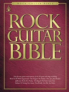 Rock Guitar Bible