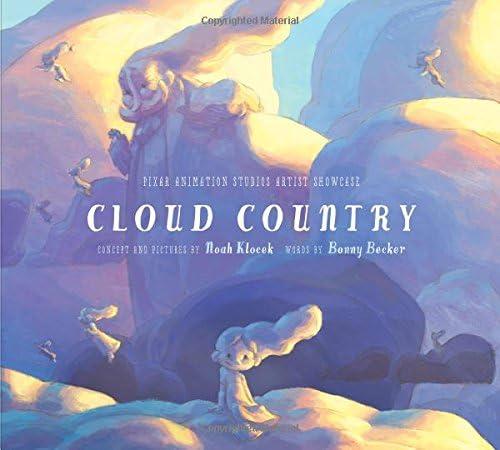 Cloud Country Pixar Animation Studios Artist Showcase product image