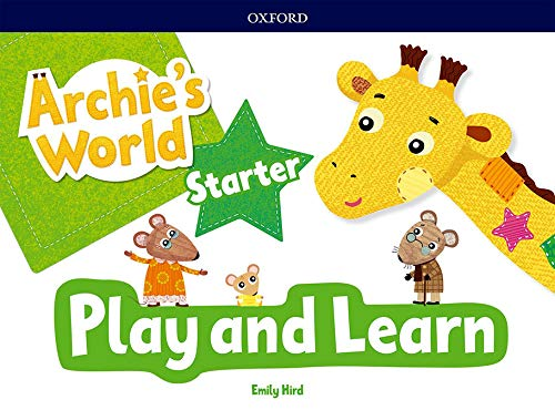 Archie's World Play and Learn Pack Starter.