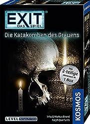 EXIT - Das Spiel: Die Katakomben des Grauens
