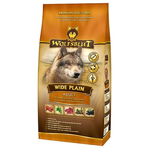 Bester der welt Wolfsblut flache Breite 7,5 kg
