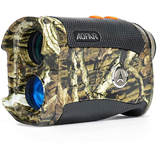 AOFAR HX-1200T Range Finder for Hunting Archery