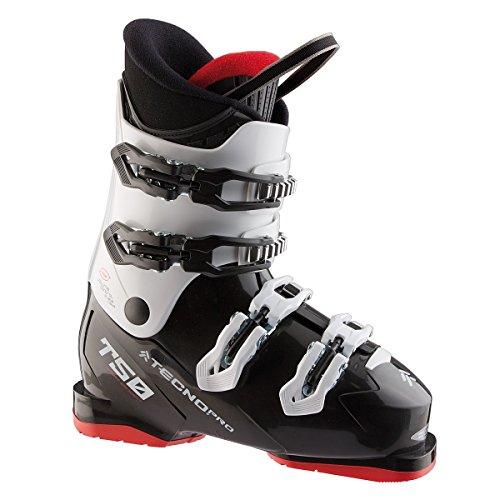 Tecno Pro T50 Sport Alpin Ski Schuh Kinder schwarz/weiss, Größe:26