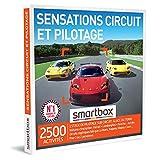 SMARTBOX - coffret cadeau couple - Fête des Pères - Sensations circuit et pilotage - idée cadeau originale - 1 session de pilotage pour 1 ou 2 personnes