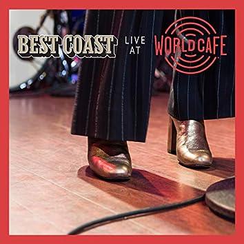 Live At World Cafe
