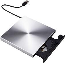 $27 Get Chenway USB 3.0 External DVD CD Drive Portable CD DVD +/-RW Drive Slim DVD CD ROM Rewriter Burner Writer High Speed Data Transfer for MacBook Pro Laptop/Desktops Win 7/8.1/10/Linux OS/Vista