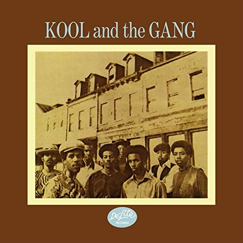 Kool and The Gang/Vinyle Couleur