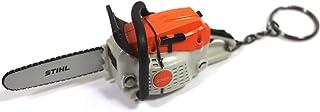 Stihl Nyckelring motorsåg 0420960003 elektrisk såg med buller inkl. batterier