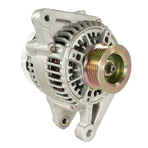 DB Electrical AND0177 Alternator Compatible With/Replacement For 1.8L Chevy Prizm & Toyota Corolla 1998 1999 2000 2001 2002 113627 101211-9960 94857218 400-52037 13756 ALT-5111 27060-0D010 1-2167-01ND