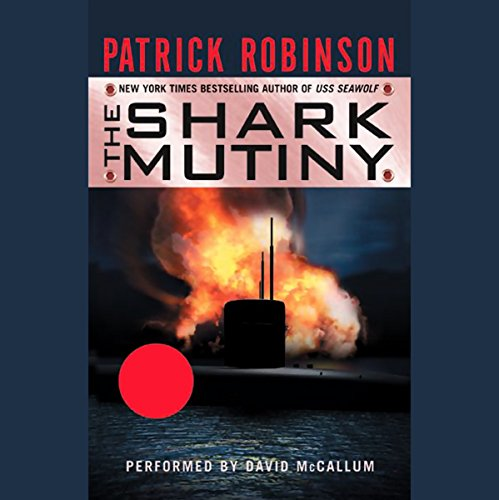 Shark Mutiny audiobook cover art