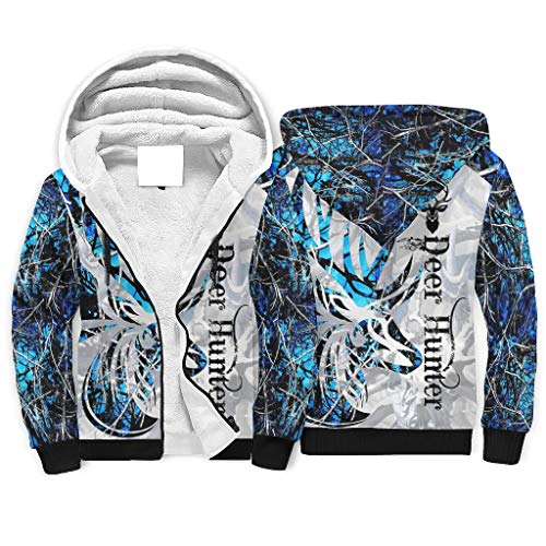 Xuanwuyi Teenager Front Pocket Applique Hoodie Classic 100% Polyester Faulenzen Winter White 3XL