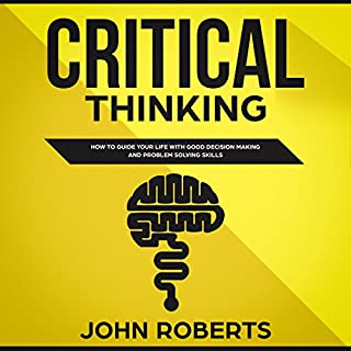 Critical Thinking audiobook cover art