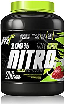 Menú Fitness - The Nitro - 2kg - (Proteina) (Vainilla ...