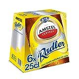 Amstel Radler Cerveza Limon, Pack de 6 x 25cl