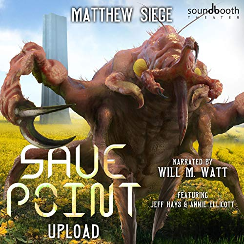 Page de couverture de Save Point: Upload