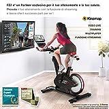 Zoom IMG-2 sportstech elite indoor bike cyclette
