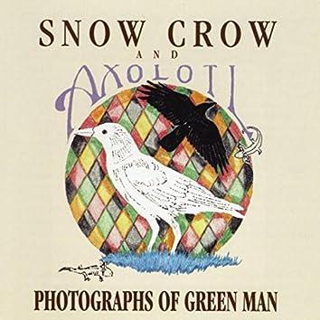 Photographs of Green Man