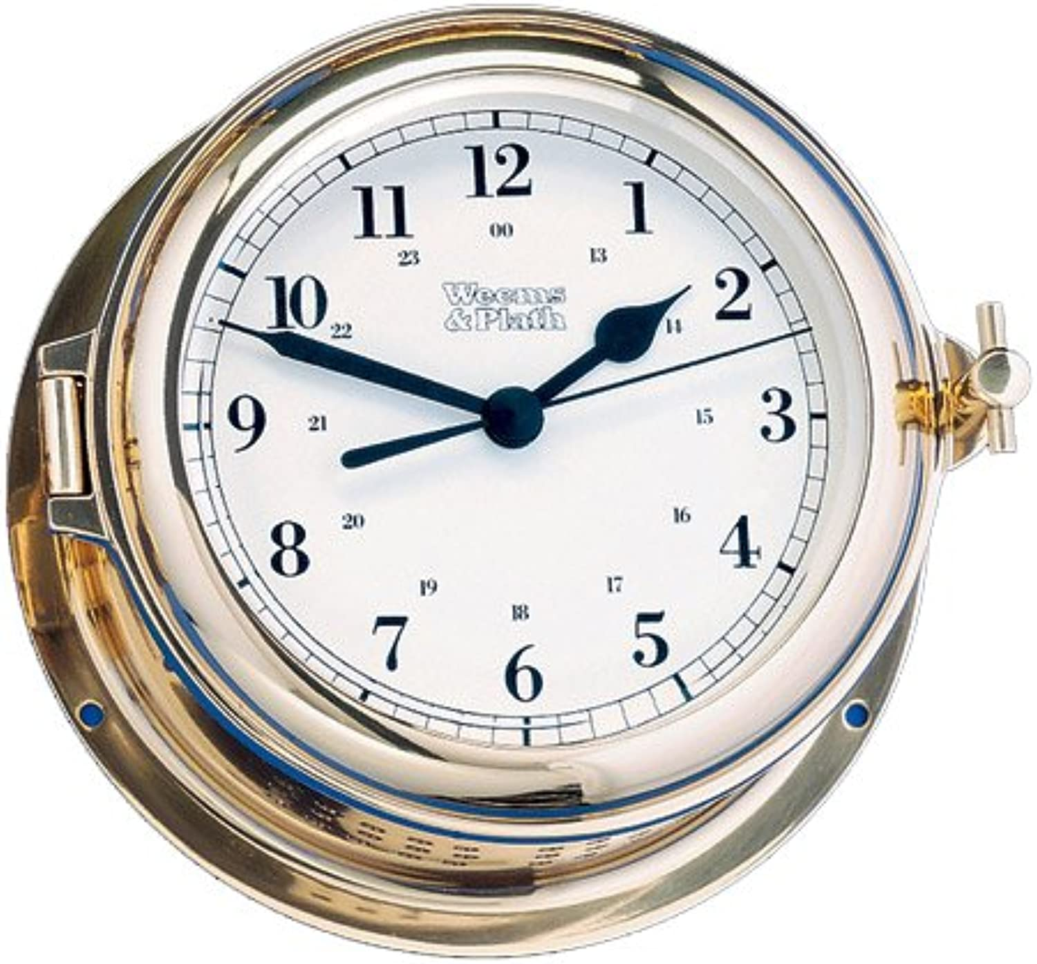 Weems & Plath Martinique Collection Quartz Clock (Standard)