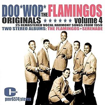 The Flamingos - Doowop Originals, Volume 4