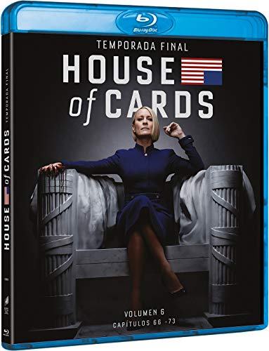 House Of Cards - Temporada 6 [Blu-ray]