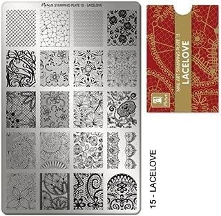 MOYRA Stamping plate 15