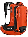 ORTOVOX Free Rider 22 Avabag Kit, Mochila Unisex Adulto, Naranja (Crazy Orange), 24x36x45 cm (W x H x L)