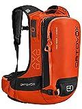 ORTOVOX Herren Free Rider 22 Avabag Kit Rucksack, Crazy Orange, 55 x 29 x 19 cm,