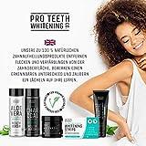 100g Aktivkohlepulver aus Kokosnuss von Pro Teeth Whitening Co