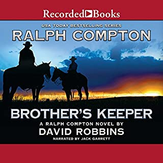 Brother's Keeper audiobook cover art