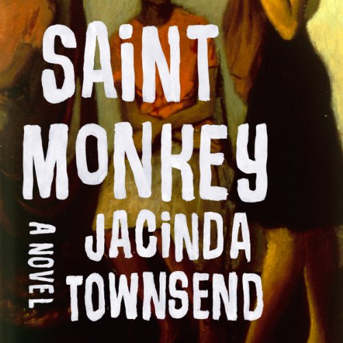 Saint Monkey audiobook cover art