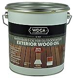 WOCA Außenholzöl Exterior Wood Oil *Bangkirai* 3,0 Liter