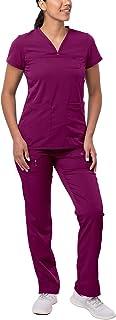 Adar Uniforms Women's 4402 Medical Scrubs