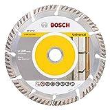 Bosch Professional Disco de corte de diamante estándar para universal (hormigón y mampostería, 180 x 22,23 mm, accesorio para amoladora angular)