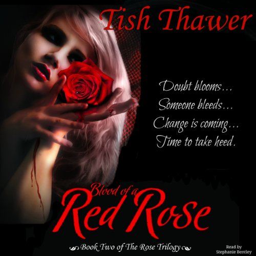 Blood of a Red Rose, Volume 2 audiobook cover art