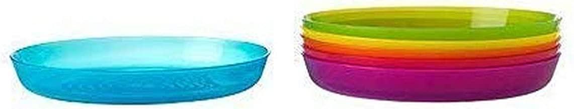 Ikea - Kalas Children Color Plates,Set Of 6